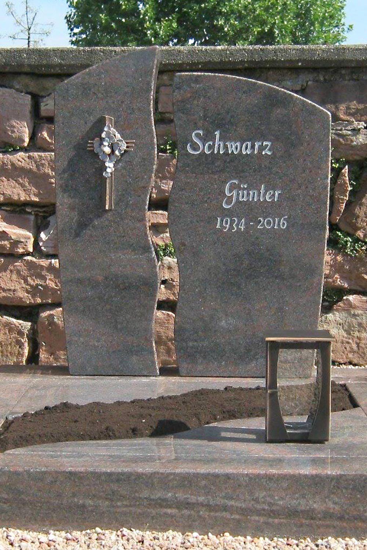urnengrab grabanlage 04