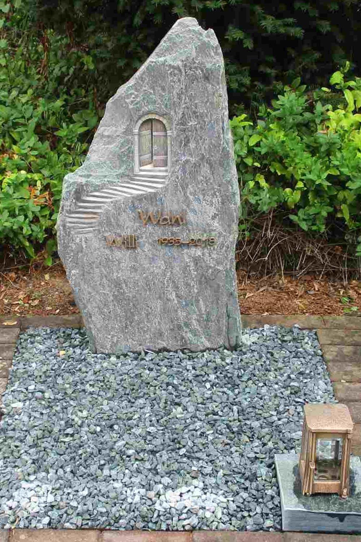 urnengrab grabanlage 09