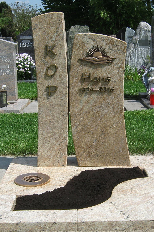 urnengrab grabanlage 17