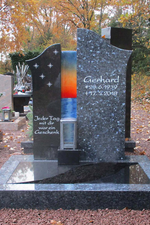 urnengrab grabanlage 23