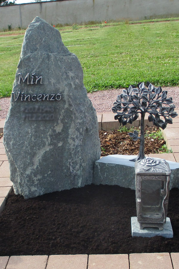 urnengrab grabanlage 33