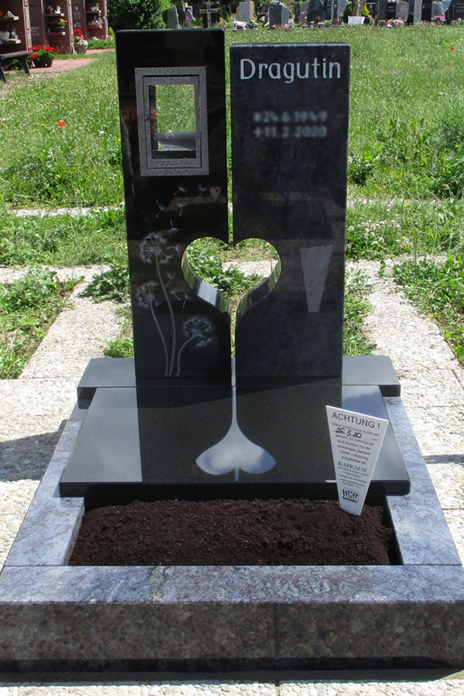 urnengrab grabanlage 35
