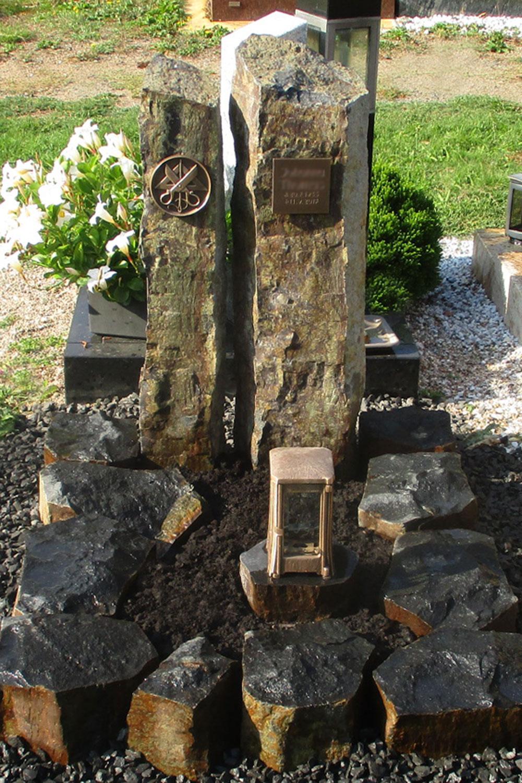 urnengrab grabanlage 40