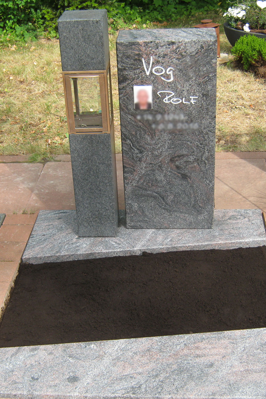 urnengrab grabanlage 41
