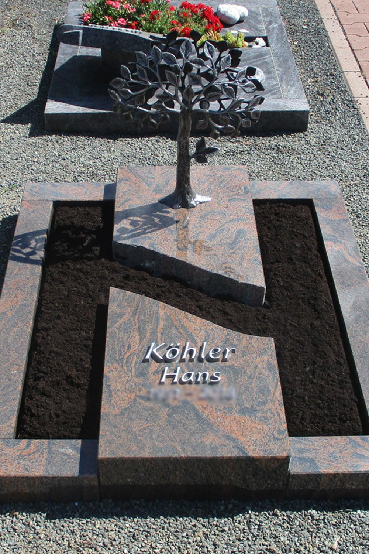 urnengrab grabanlage 44