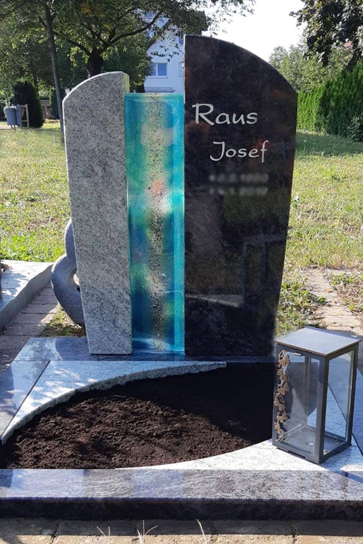 urnengrab grabanlage 46